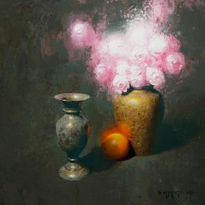 Artist David Cheifetz